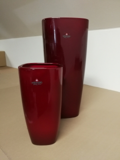 Dark red 592 Vasen